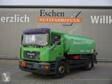 MAN tartálykocsi teherautó ME 18.250L, A3, Oben/Unten, 3 Kammer, ADD Anlage