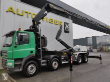DAF hook arm system truck 85CF.480 Fassio kraan + containersysteem