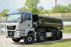 MAN TGS 41.470 8x4 EURO 6d Retarder truck used tipper