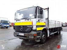 Mercedes Actros 2640 truck used flatbed
