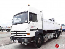 Renault Major 385 truck used flatbed