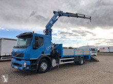 Porte engins Volvo FE 240