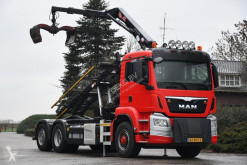 MAN TGS 26.400 truck used container