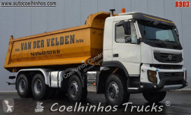 Camion Volvo FMX 410 benne occasion