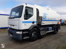 Renault Premium 250.19 truck used oil/fuel tanker