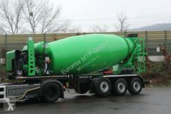 Náves EUROMIX MTP 12m Mischauflieger betonárske zariadenie domiešavač ojazdený