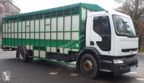 Camion remorcă transport animale Renault Premium 300