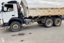 Volvo FM12 380 truck used half-pipe tipper