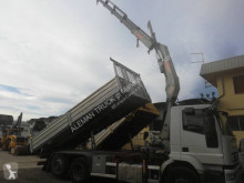 Iveco Cursor 260 E 35 truck used three-way side tipper