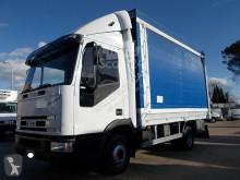 Iveco tarp truck Eurocargo 75E14 CENTINATO MT 4.30 ALZA E ABBASSA