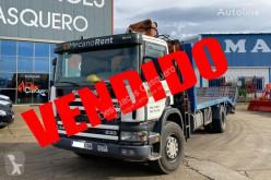 Camion porte voitures Scania 94 L 230