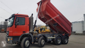 Camion benne Mercedes-Benz Actros 4141 K 8x4 erst 181.000km Blattferderung Tr