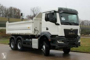 Camião MAN TGS 33.430 6x4 /Euro6d 3-Seiten-Kipper basculante usado