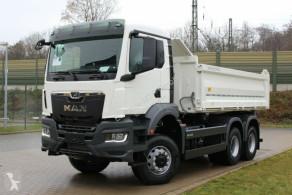 Camion ribaltabile trilaterale MAN TGS TGS 33.430 6x6 /Euro6d 3-Seiten-Kipper