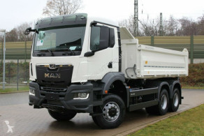 Camión volquete MAN TGS 33.430 6x6 /Euro6d 3-Seiten-Kipper