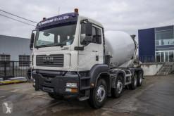 MAN betonkeverő beton teherautó TGA 35.350
