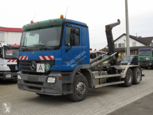 Mercedes Actros 2641 6x4 Abrollkipper Meiller truck used hook arm system