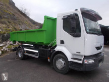 Camion polybenne Renault Midlum 220 DCI