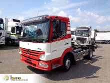 Vrachtwagen Mercedes Atego 1016 tweedehands chassis