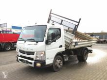 Tipper truck Canter Fuso 7C15 2-Achs Kipper Meiller