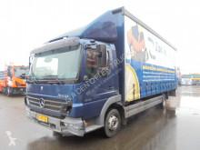 Camion Mercedes Atego 816 rideaux coulissants (plsc) occasion