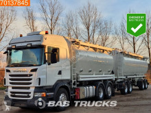 Scania R 500 trailer truck used tanker