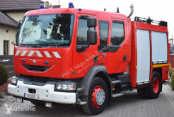 Camion Renault Midlum 270.15 DCI * SIDES pompiers occasion