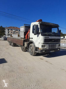Volvo FM12 340 truck used construction dump