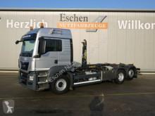 Camion MAN TGS 26.440 6x2-2BL, Palfinger T 20-31, LX-Haus multibenna usato