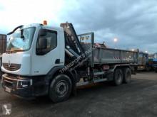Camion benă pt. lucrări publice Renault Premium Lander 370.26 DXI