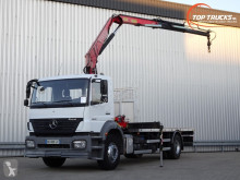 Mercedes Axor 1829 truck used flatbed