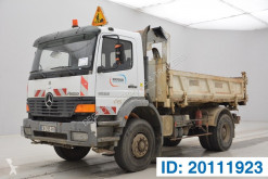Mercedes two-way side tipper truck Atego 1828