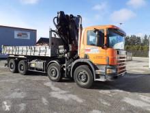 Camión volquete Scania