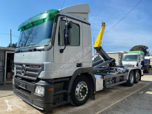 Kamión hákový nosič kontajnerov Mercedes Actros 2544