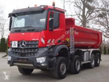 Mercedes tipper truck Arocs 4145 8x6 EURO6 Muldenkipper Carnehl