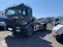 Camion polybenne Iveco Trakker AD 260 T 41 P