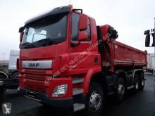Kamión korba dvojstranne sklápateľná korba DAF CF FAD 480