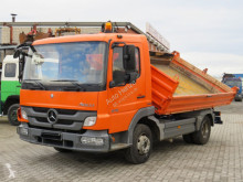 Mercedes tipper truck Atego 818 K 2-Achs Kipper nur 66TKM, deutsch