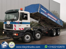 MAN F2000 truck used tipper