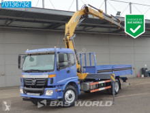 Foton Auman truck used flatbed