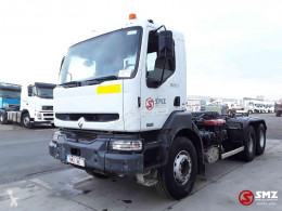 Camion porte containers Renault Kerax 370