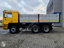 MAN 26.372 Andere 6x4 SHD truck used three-way side tipper
