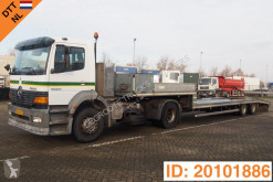 Ensemble routier porte containers Mercedes Atego 1823