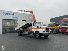 Volvo N12 truck used tipper