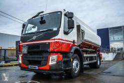 Volvo FE truck used oil/fuel tanker