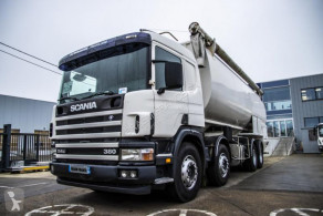 Camion citerne alimentaire Scania P 380