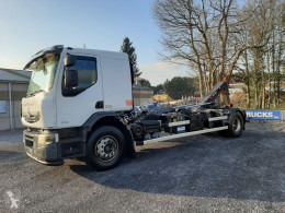Renault hook arm system truck lander 410 DXI hook system very clean!