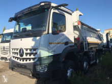 Camion benă pt. lucrări publice Mercedes Arocs 4145 K