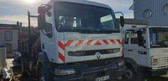 Renault Kerax 380 truck used two-way side tipper