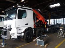 Mercedes rönkszállító teherautó Arocs 4151 K